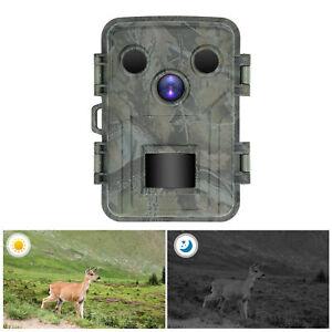 48 LED Moniteur infrarouge de caméra de surveillance des animaux de faune