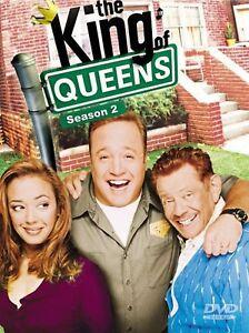 King-of-Queens-Season-2-4-DVDs-NEU-OVP-Deutsch