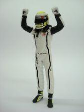 1/18 FIGURE REF57G JANSON BUTTON F1 BRAWN WORLD CHAMPINS FIGURINO PILOTA DRIVER