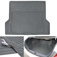Odor-free Cargo/trunk Liner Mat For Car Van Suvs Trimmable Rubber Tough - Gray on sale