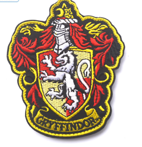 Attractive Image Is Loading HARRY POTTER GRYFFINDOR HOGWART CREST EMBROIDERED IRON SEW