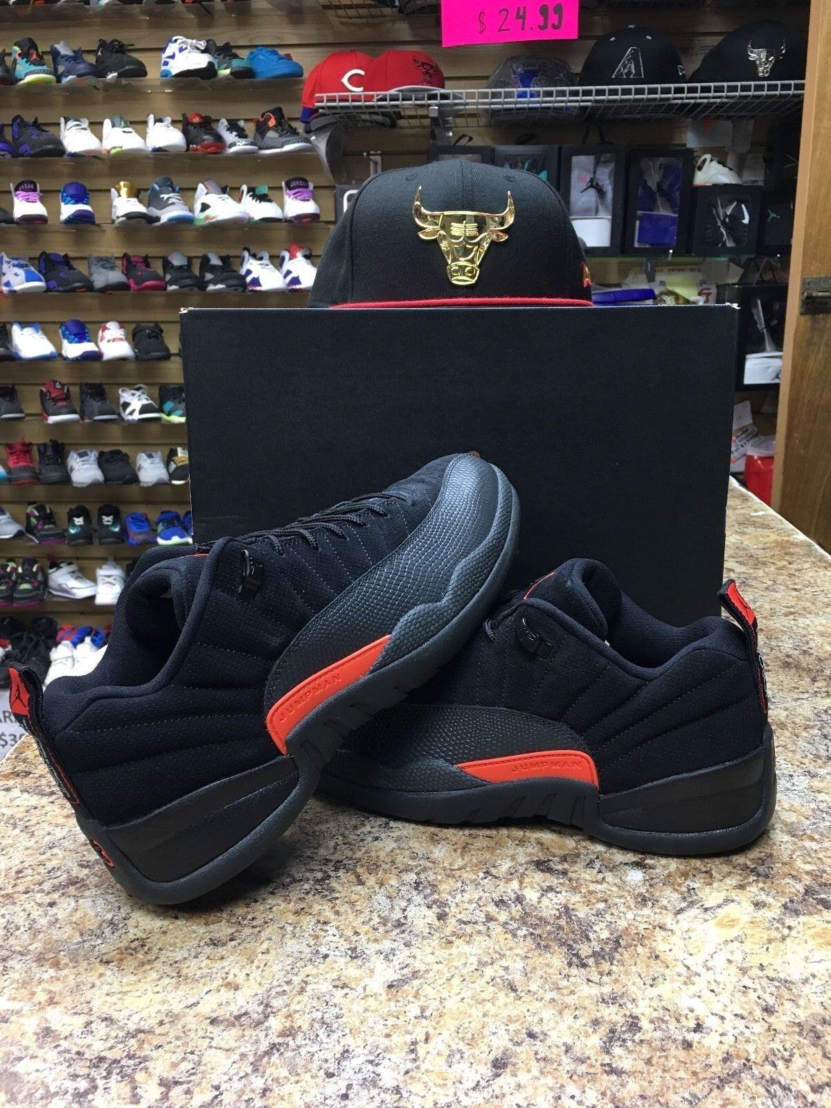 Jordan 12 Retro bajo Max Air Naranja