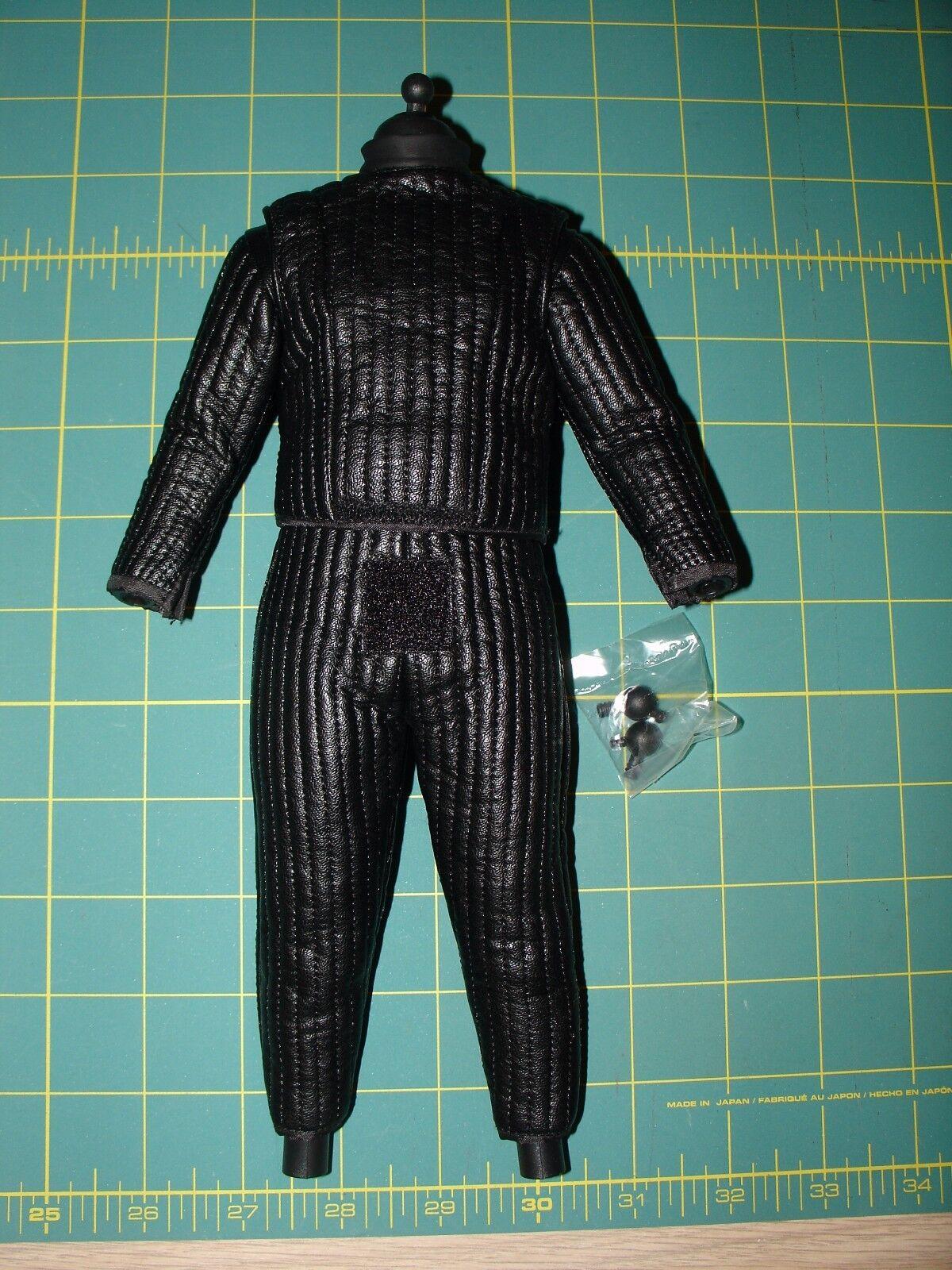 Hot Toys MMS279 Darth Vader Cuerpo con traje y dos clavijas Guerra de las Galaxias episodio IV