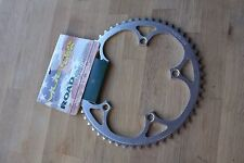 road bike campagnolo 135 bolt circle diameter chainring vuelta new chain ring 55