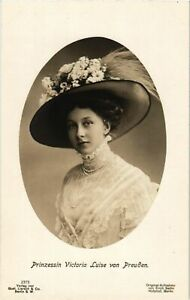 CPA-AK-Prinzessin-Viktoria-Luise-v-Preussen-GERMAN-ROYALTY-867890
