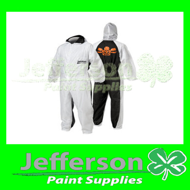 Devilbiss EXTRA LARGE Reusable Spray Paint Suit 1 Piece - Size (XL) Coveralls