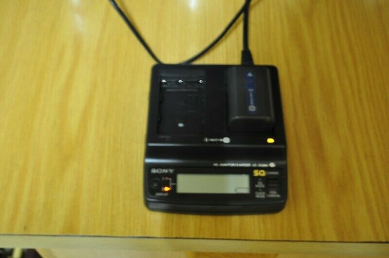 Sony Battery Charger (For M Series Batteries) –R650