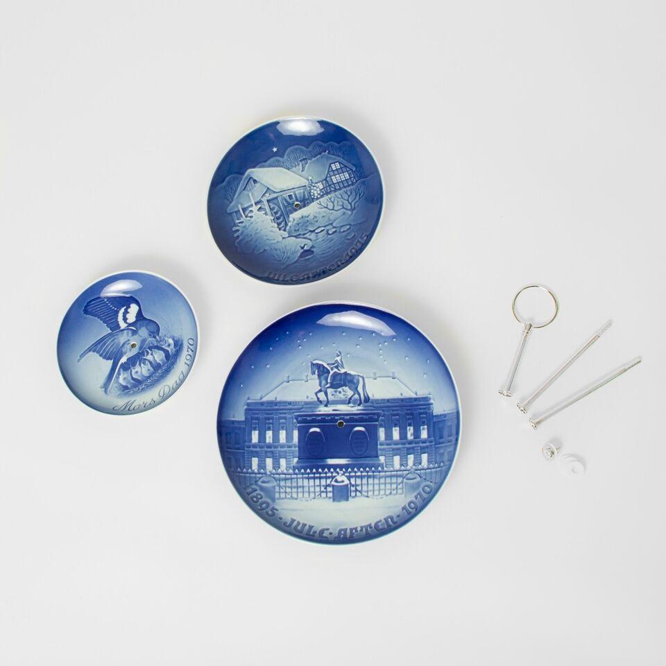 Porcelæn, Kageopsats, Bing & Grøndahl