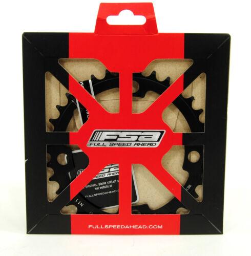 FSA Gossamer Pro ABS Super Road Chainring N-10//11 110 x 34T Black