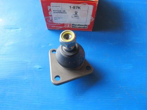 Rotule de suspension inférieure Redaelli pour Alfa Roméo Alfa 33 Nuova 33 Arna