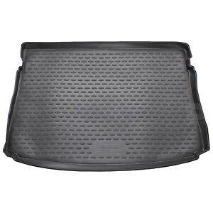 VW-Golf-Mk-7-Hatchback-13-17-Rubber-Boot-Liner-Fitted-Black-Floor-Mat-Protector