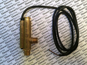 PA-FL3-Brass-Horizontal-Flow-Switch-With-Probe-Pressure-Washer-Steam-Cleaner