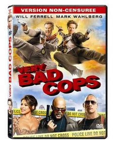 DVD-Very-bad-Cops-Version-non-Censuree-NEUF
