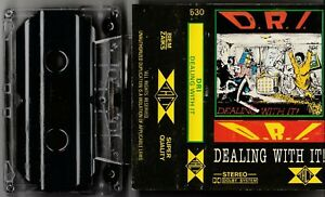 D-R-I-DEALING-WITH-IT-POLISH-CASSETTE-TACT-MUSIC