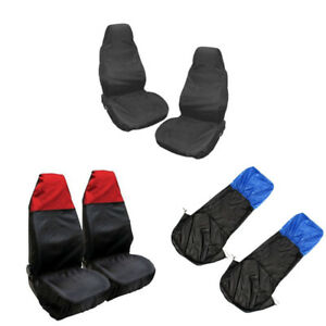 Fine 2Pcs Universal Car Seat Covers Front Rear Full Set Auto Seat Caraccident5 Cool Chair Designs And Ideas Caraccident5Info
