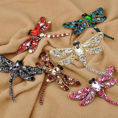 Women Rhinestone High Heels Brooch Pin Badge Jewelry Dress Hat Decor Gift Health