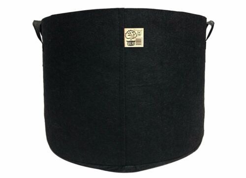 10 Pack TOP GROWER Fabric Pots 1,2,3,5,7,10,15,20,25,30,45,65,100,200,300 Gallon