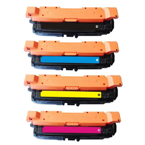 CE260A COMBO Toner Cartridge COLOR set CP4025 CP4025n CP4025dn  FREE SHIPPING