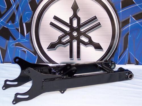 +12 Gloss Black Extended Yamaha BLASTER Swing arm Plus Longer Extension Drag Atv