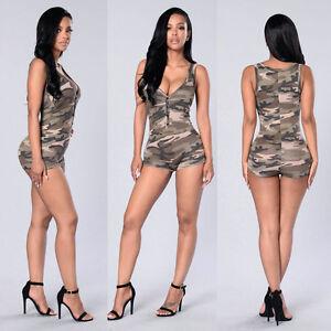 Sexy women in camo