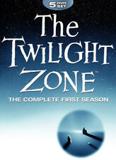The Twilight Zone - Season 1 (DVD, 2016, 5-Disc Set)