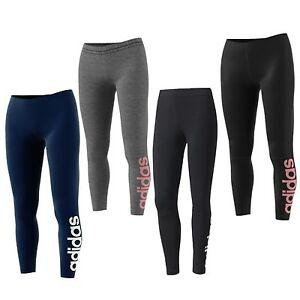 adidas-ESS-Fitness-Sporthose-Sport-Training-Freizeit-Tight-Legging-Hose-Damen