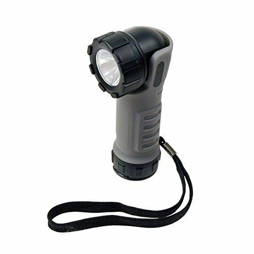 Dorcy International 41-2392 187 Lumen Mini Swivel Head Flashlight 412392