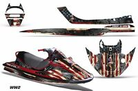 Amr Racing Jet Ski Wrap Kawasaki Sport Tourer 1100 Sxx Graphics Kit 97-99 Ww2