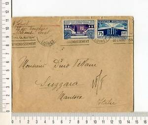 25572-FRANCE-1925-Cover-Loiret-Suzzara-MN