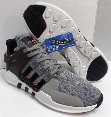NEW adidas EQT Support ADV Men's Sneaker Shoe Solid Grey Black S76963 Size 10 11   eBay