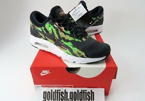 52d0d091fb1 DS NIKE AIR MAX ZERO JP ID ATMOS TIGER CAMO AH1809 008 BLACK DARK ...