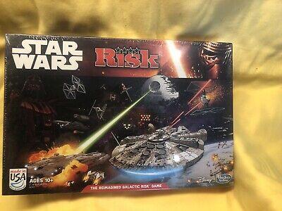 Hasbro 2014 Star Wars The Black Series Risk Game NIB.
