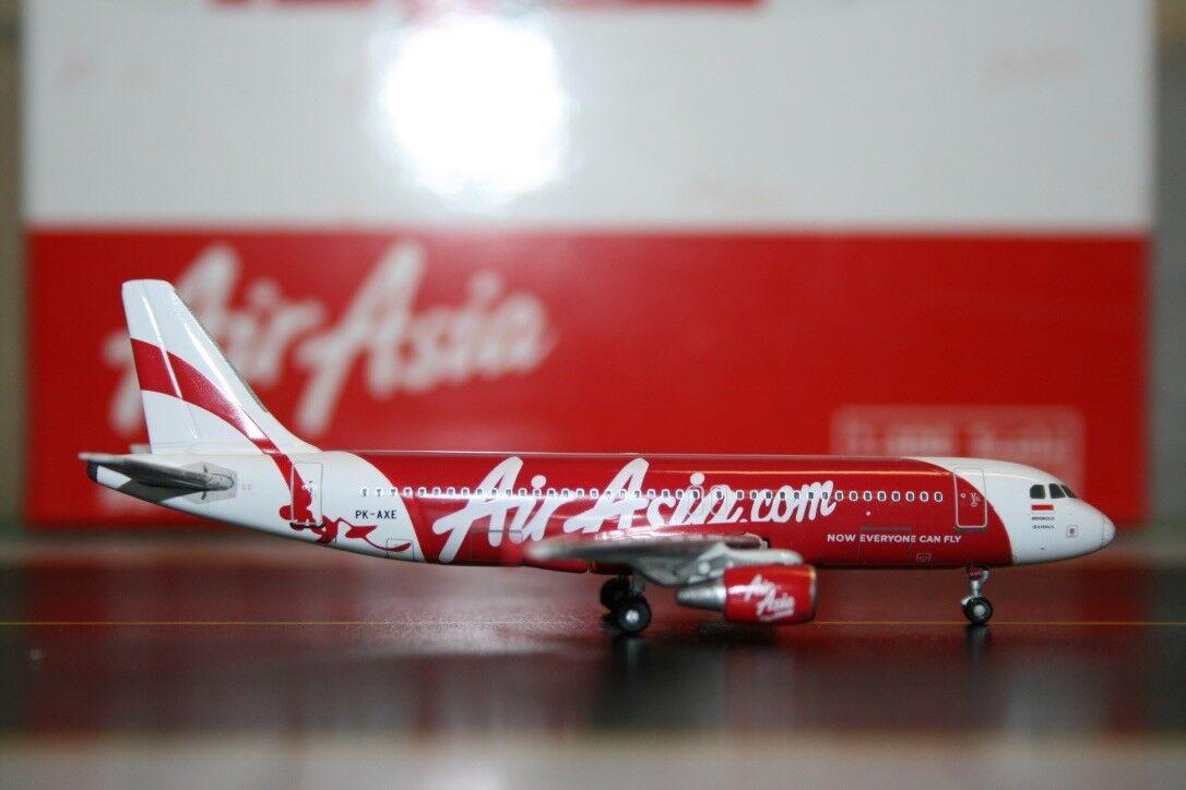 Phoenix 1 400 Indonesia Air Asia Airbus A320-200 PK-AXE (PH10458) Model Plane