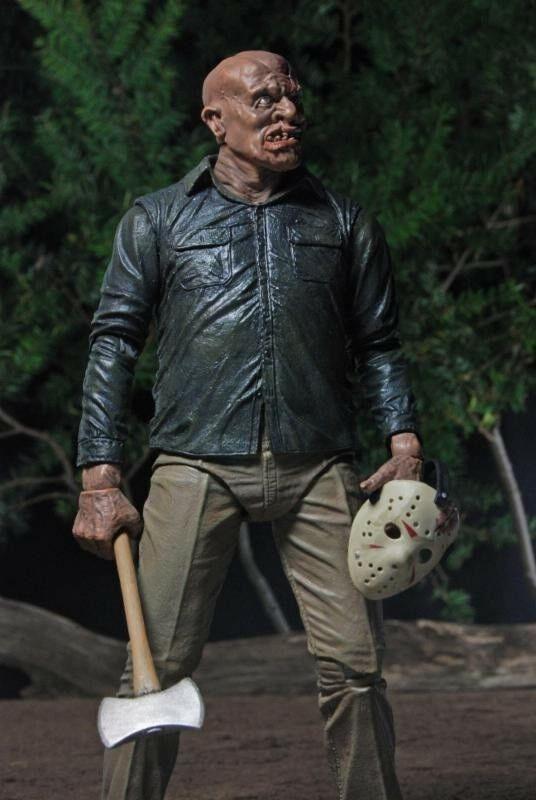 Friday The 13th  Ultimate Jason Part IV 7″ Action-Figur Neca