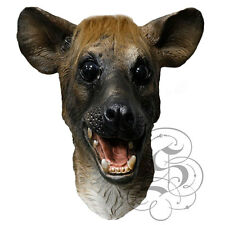 Latex WOLF Head Party Mask Halloween Hen Stag Props Theater Photography Model
