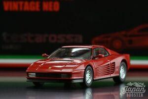 TOMICA-LIMITED-VINTAGE-NEO-1-64-Ferrari-testarossa-Late-version