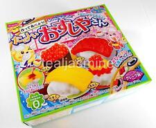 Kracie Popin' Cookin' Sushi Gummy Candy Making Kit Japan USA Seller
