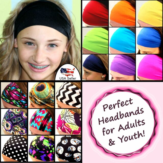 Soccer Headbands for Women. Fashionable Functional Cute Comfortable Great  Styles a9494cd2da5