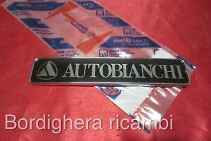 Sigla posteriore LANCIA per AUTOBIANCHI Y10