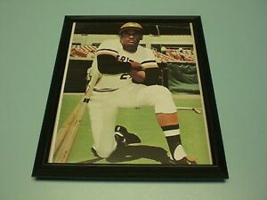 Pirates roberto clemente framed color print ebay for Roberto clemente coloring page