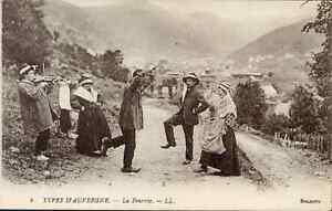 43-CPA-Typen-Auvergne-La-Bourree