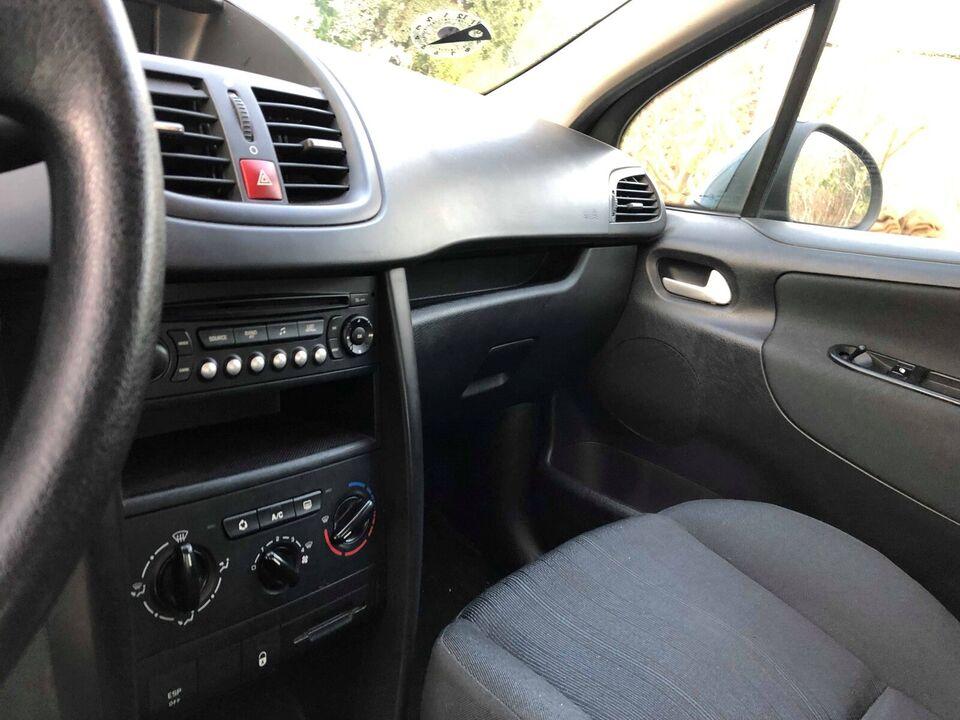 Peugeot 207, 1,4 HDi, Diesel