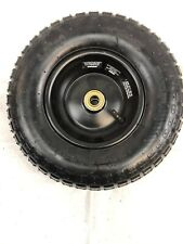 3 Hub Pack of 2 Marathon 13x6.50-6 Pneumatic Air Filled 3//4 Bearings Tire on Wheel