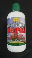 Dynamic Health Organic Certified Nopal Superfruit Supplement 33.8 Oz