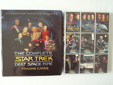 The Complete Star Trek Deep Space Nine Master Set