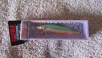"Rapala Husky Jerk Fishing Lure - Tennessee Shad - 3 1/8"" - 1/4 oz.  (CA 4)"