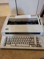 Vintage Ibm Personal Wheelwriter 2 Electric Typewriter By Lexmark 6781 Tested