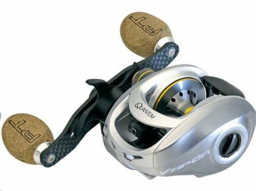 Cuántica VP100SPT 10BB Vapor Baitcast Reel-Gear Ratio 6.6-l 22755