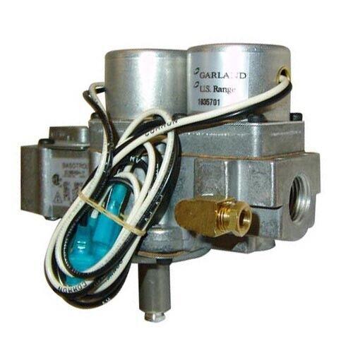"- 1 PC LEFT GARLAND DUAL SOL 24V  W// SHUT OFF VALVE 1935701-1//2/"" PIPE"