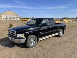 1998 Dodge Ram 2500 SLT Manual Cummins